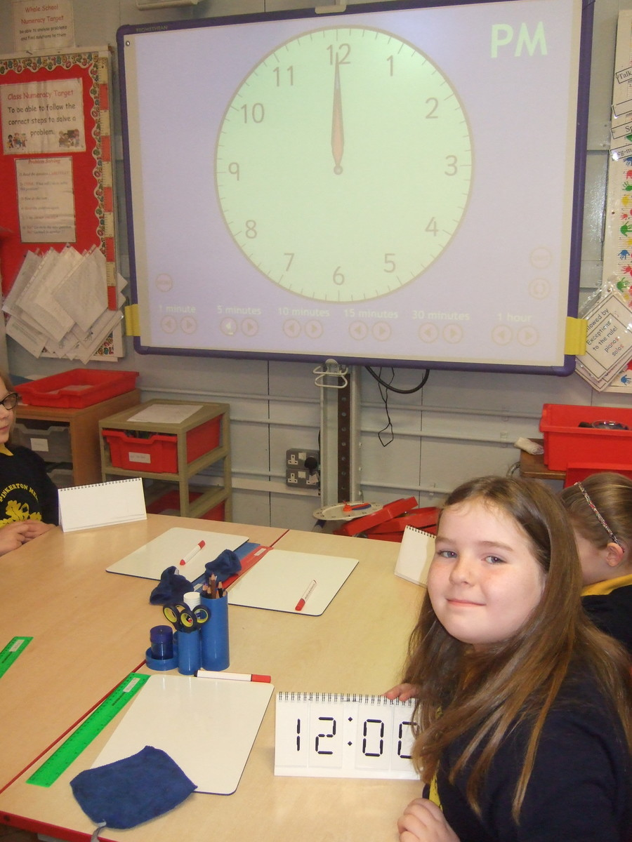 P4/5/6 Measure: Time