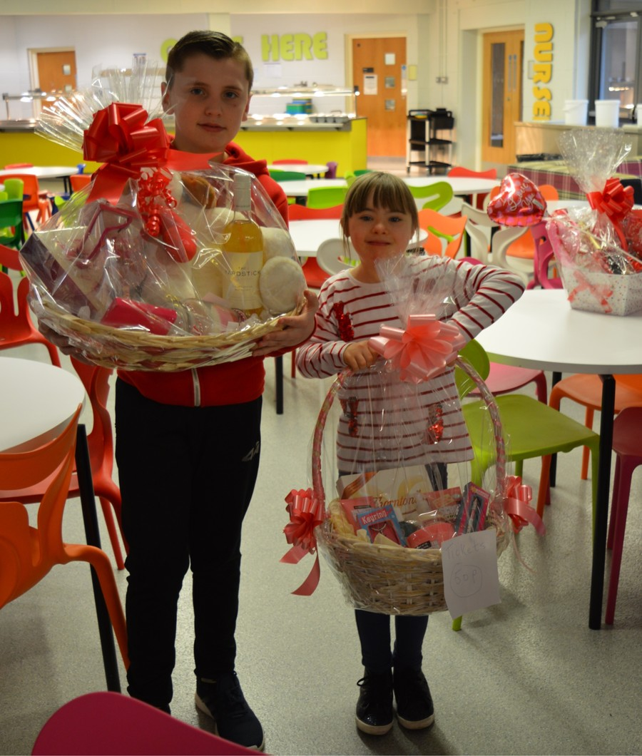 P7's Valentine Fundraiser a huge sucess!