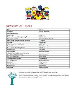 Year 5 booklist.JPG