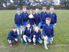 Pyramid football tournament - Boys 2nd Place. Great effort and team work against tough competition.JPG