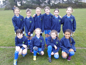 Pyramid football tournament- Girls 2nd Place. Great sportsmanship, team work and enthusiasm.JPG
