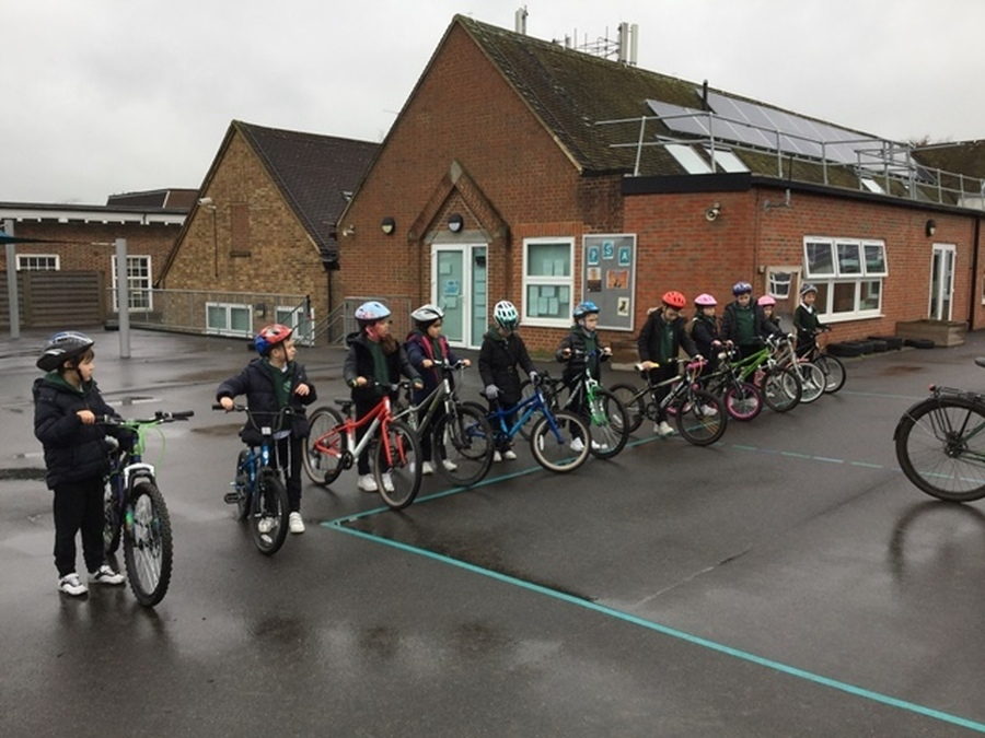 Bikeability Workshop February 2018