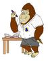 Go Back Gorilla
