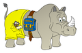 <p>Resourceful Rhino</p><p>We know how to be independent and look after each other and our school. We are respectful</p>