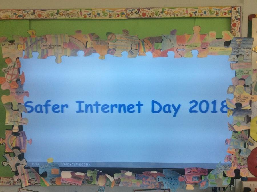 3D Safer Internet Day 2018