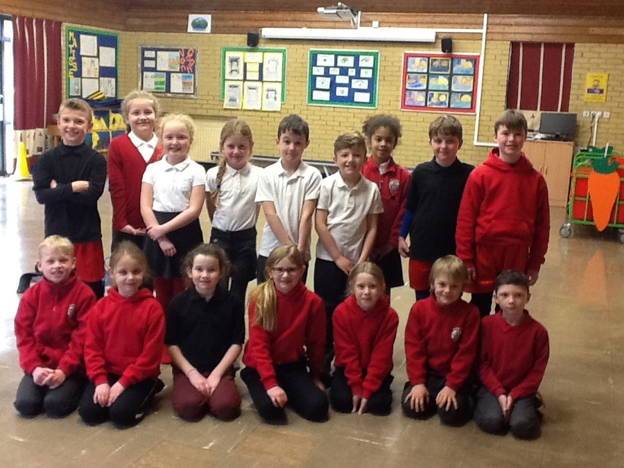 Year 3/4 Cross Country