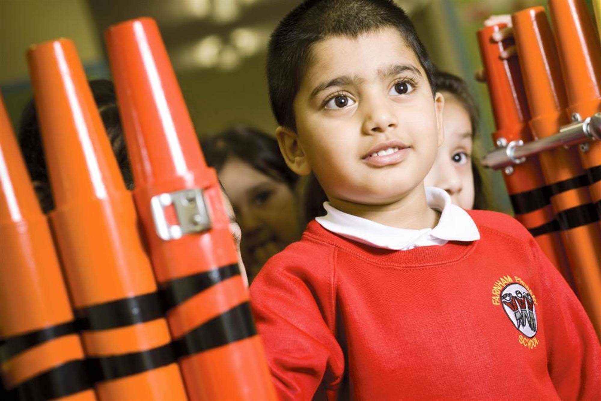 Farnham Primary School - SEN