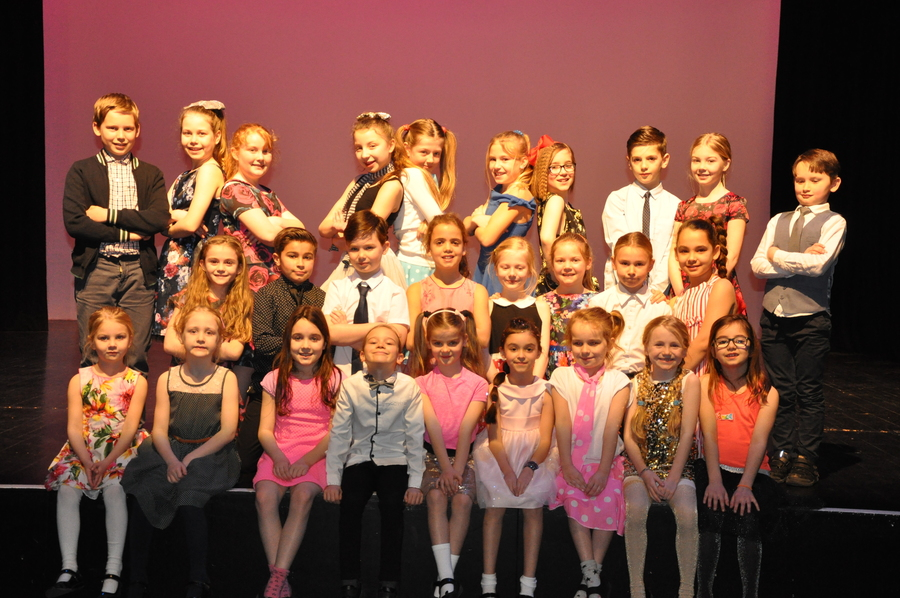 Thundridge Dance Troupe 2018