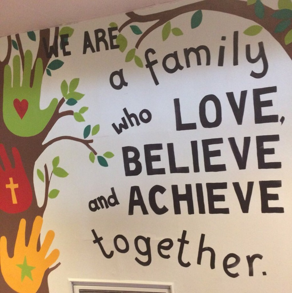 st margaret ward catholic primary school mission statement and values