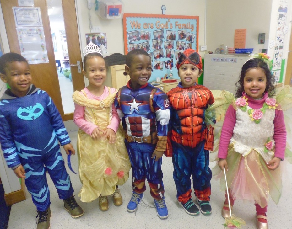World Book Day Nursery