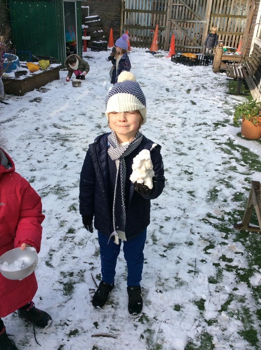 and mini snowmen