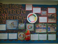 <p>Amazing skittle science in Year 2 </p><p>using predictions</p>