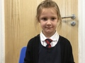 Sophie-Jane - A super attitude to her learning and persevering with her writing.