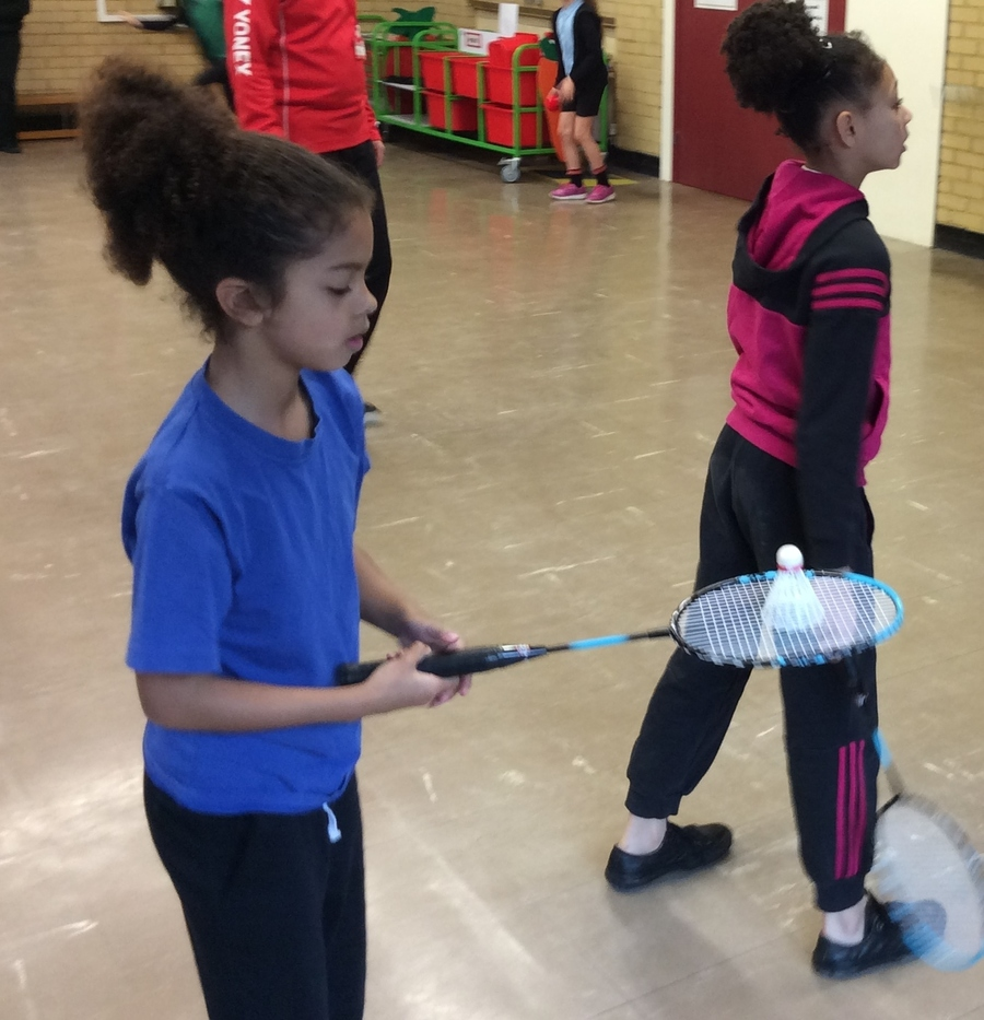 Badminton Taster Session (Yr 4)