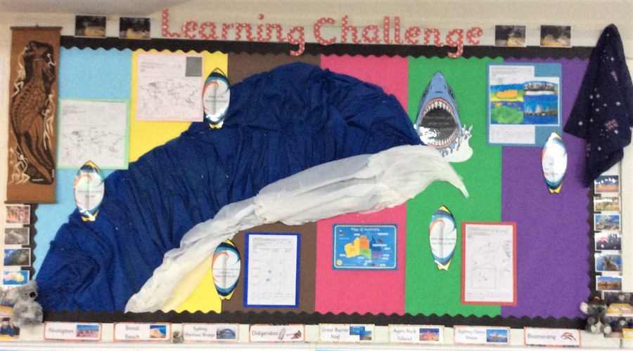 Y2B Learning Curriculum Challenge Spring 1 2018