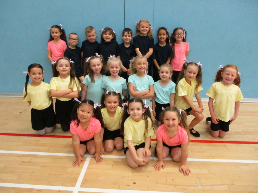 DANCE COMPETITION AT LEIGH SPORTS VILLAGE