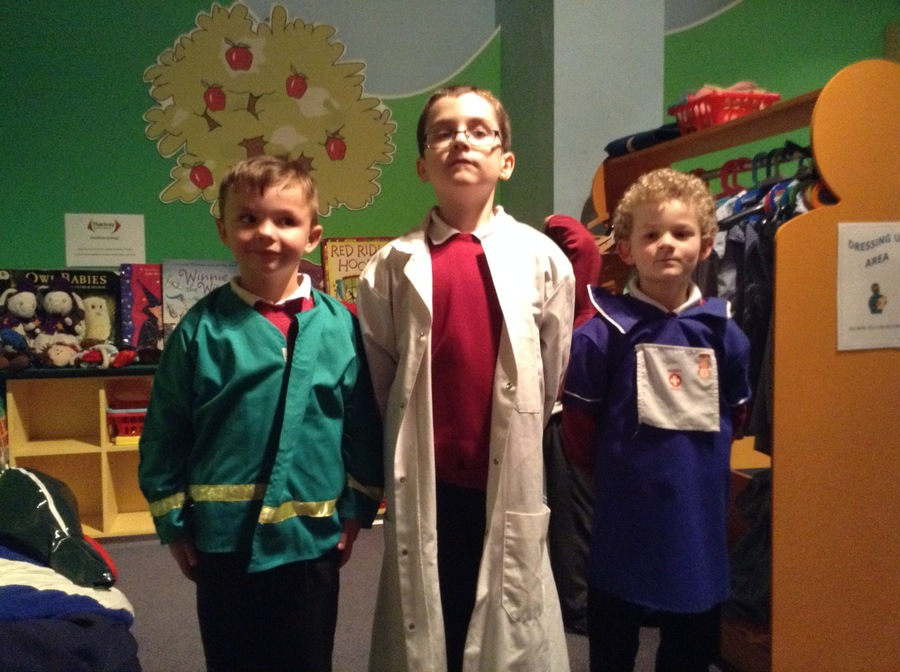 Medics of the future?