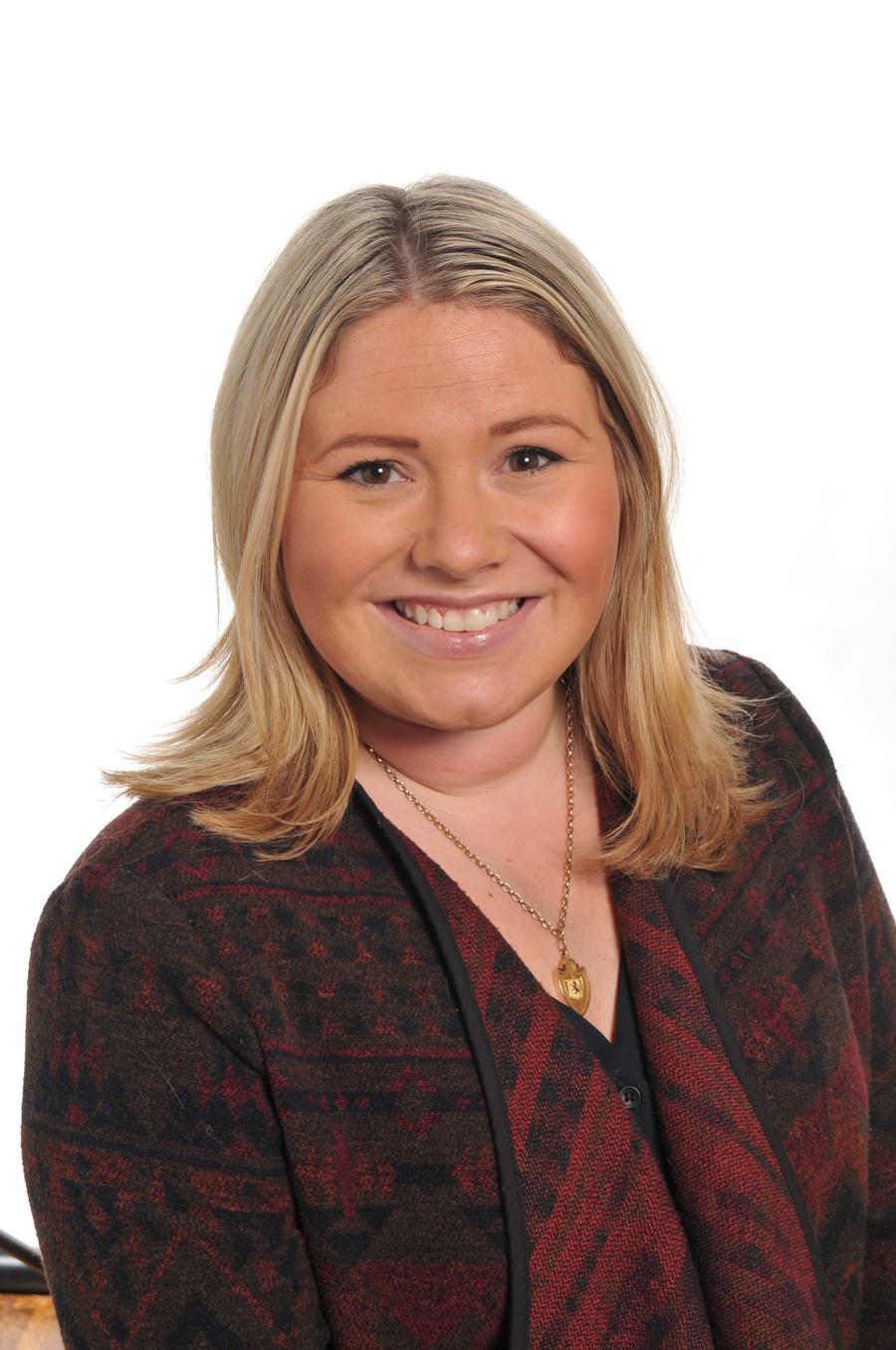 Mrs Jessica Smithson, Staff Representative