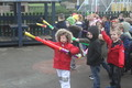 Reception Rocket Launch