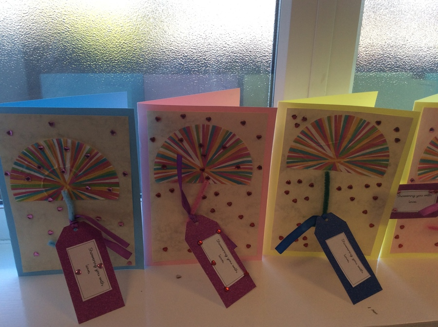 We are so proud of our Mothers' Day cards!