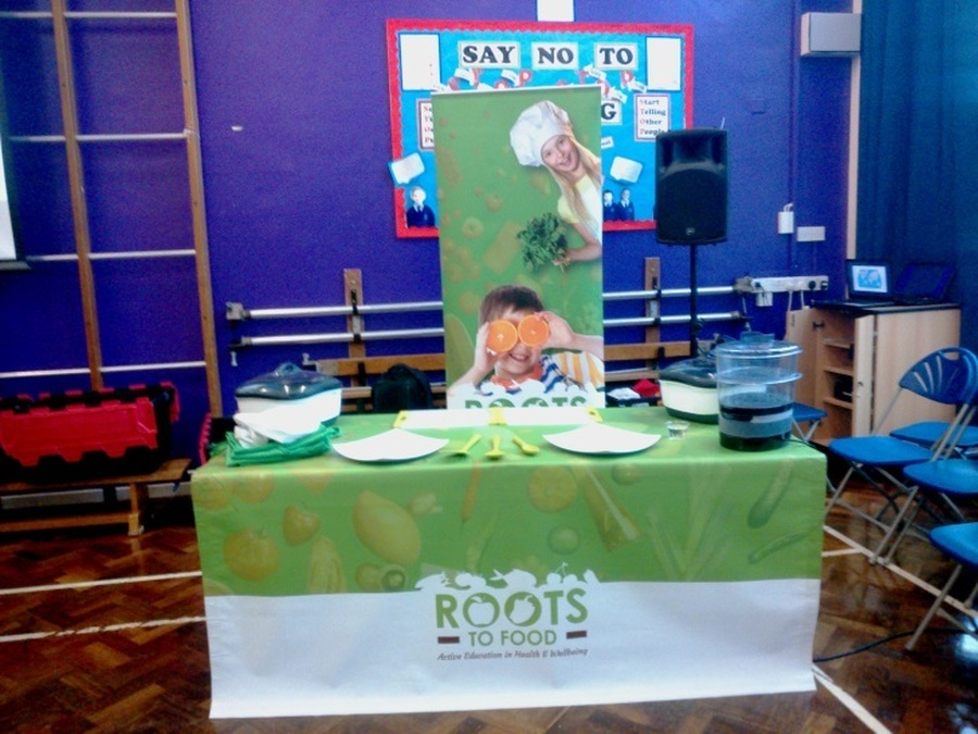 The Roots to Food Roadshow