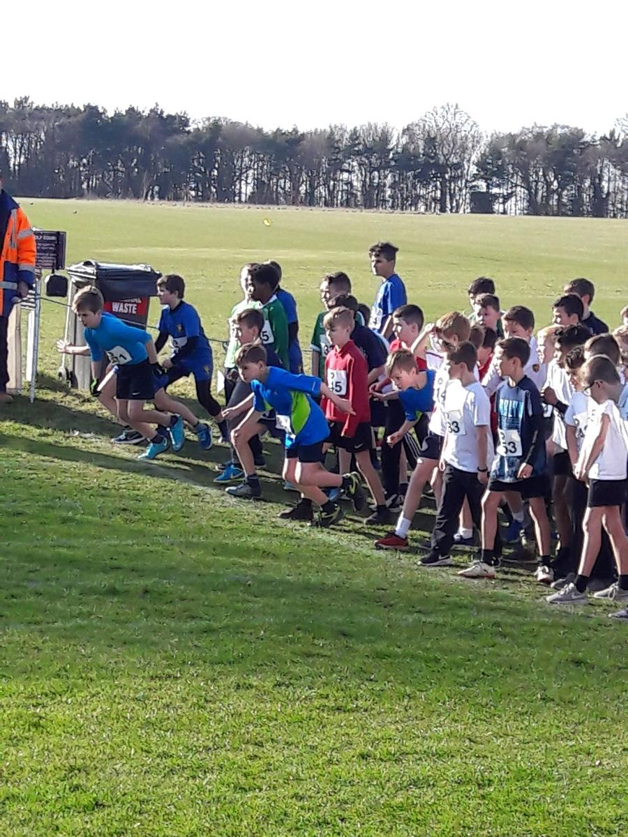 RHS Run - March 2018. Our teams ran a fantastic race! Year 5 boys - Luke 5th, Oskar 34th, Thomas (yr 4) 70th out of 193. Year 6 girls - Lottie  (yr 4) 9th, Lexi (yr 4) 19th, Alice 45th, Molly (yr 4) 47th out of157. Fantastic results!