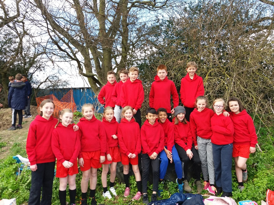 Yr 5 & 6 Cross Country