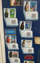 QR codes to record book reviews