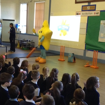 Coxhoe Primary School Physical Education