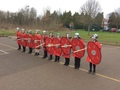 Y4 Roman Army training<br>