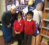 Imam Omar visits Y5<br>