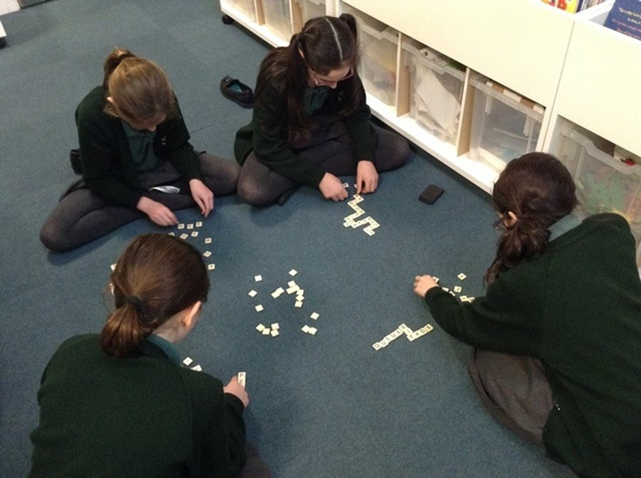 Bananagrams March 2018