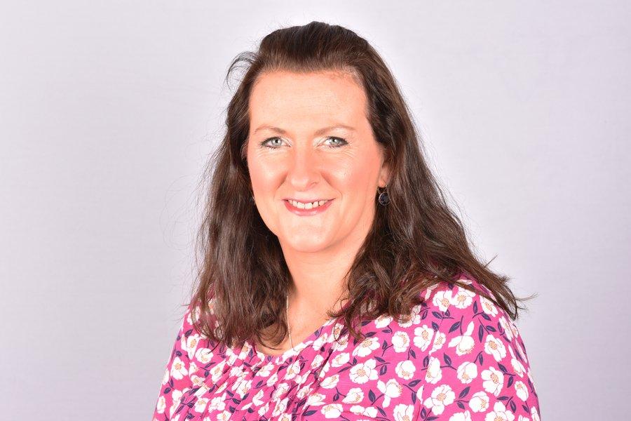 Mrs Joan Brennan-McCord - Teaching Assistant
