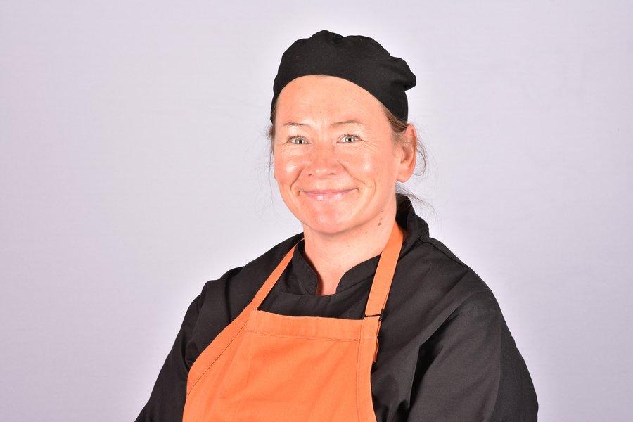 Mrs Alison Spencer - Assistant Cook