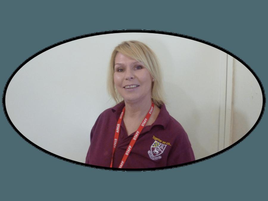 Mrs Halliday - Play Worker