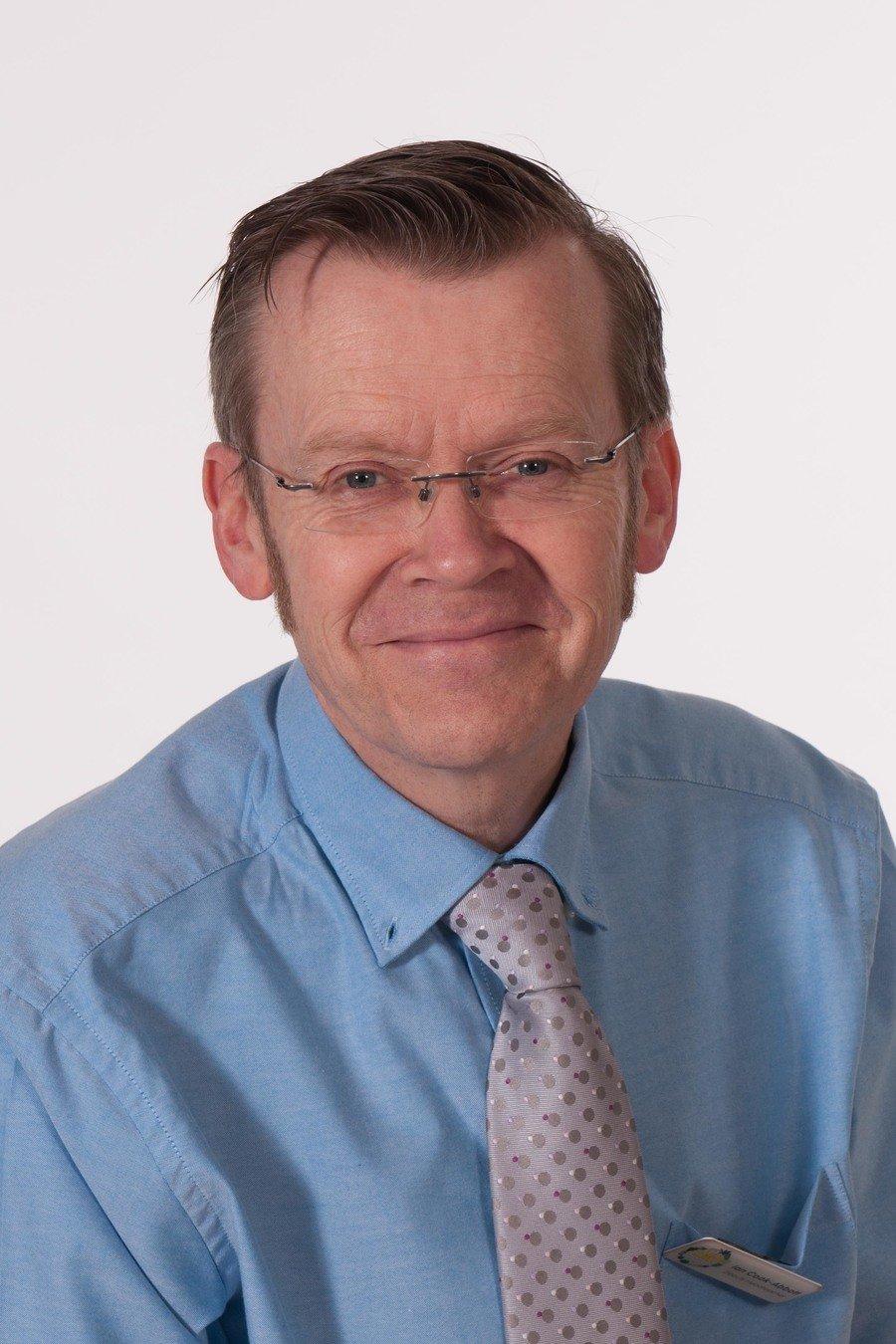Ian Cook Abbott MA, NPQH, BA (Hons) QTS, Cert SEN; Deputy Headteacher