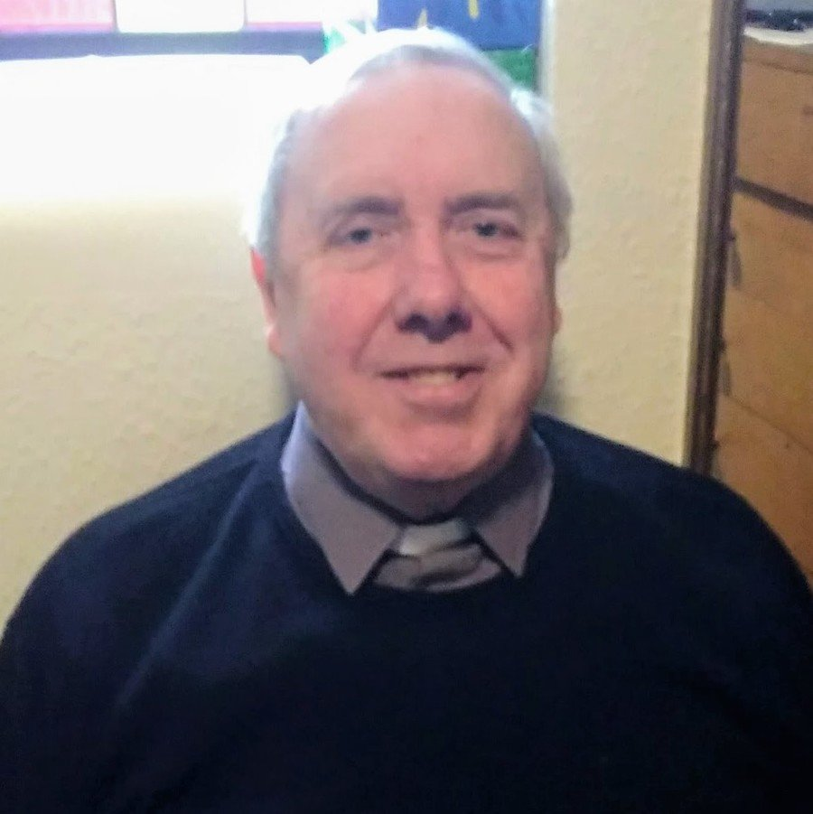 Father Paul Redmond, our Parish Priest