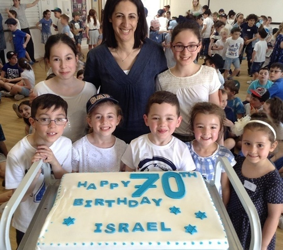 Yom Ha'aztmaut April 2018