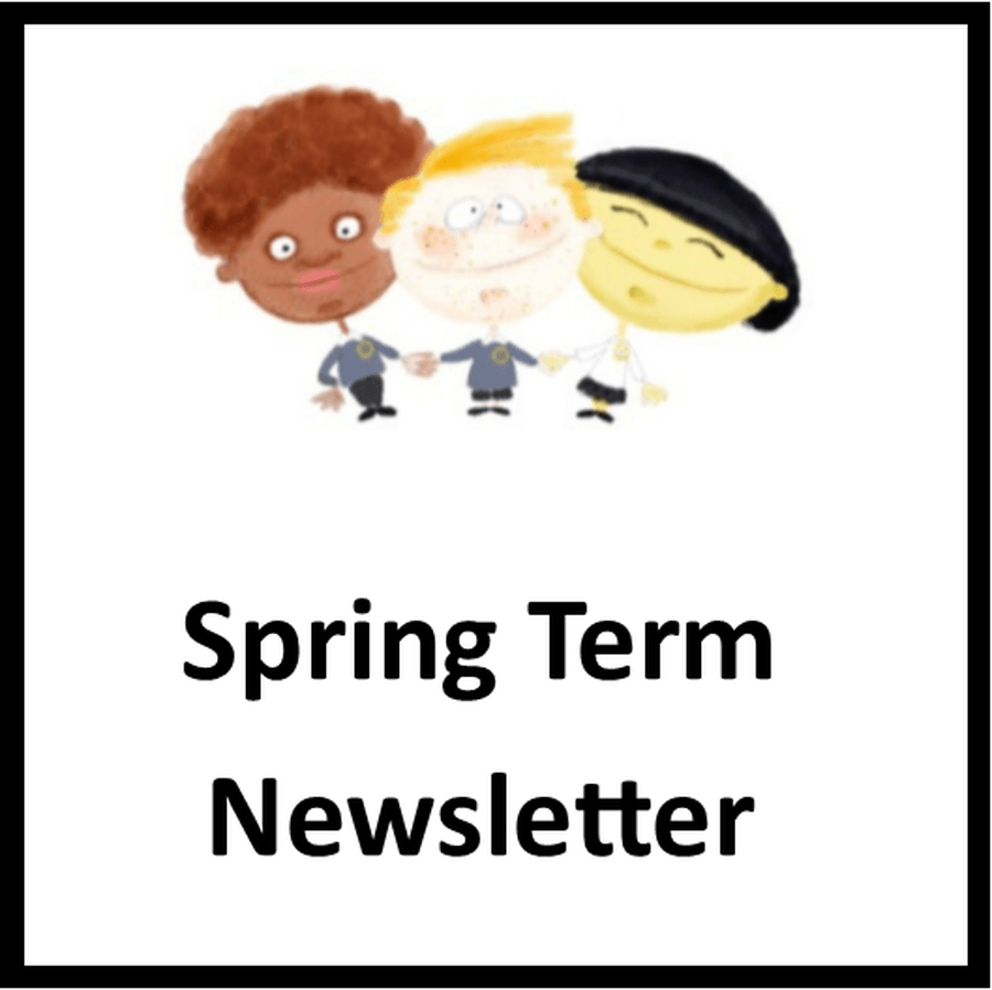 Spring term newsletter January 2020