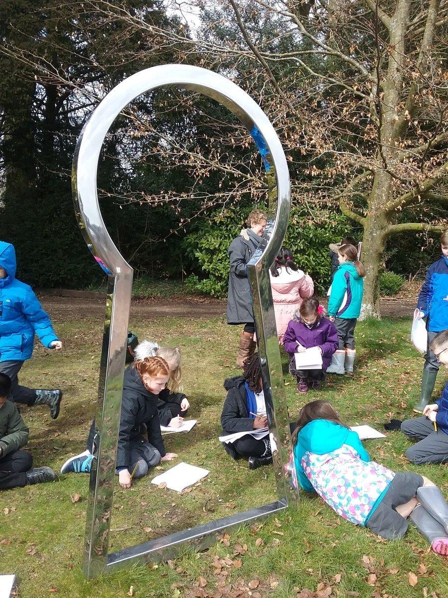 Sculpture Park visit