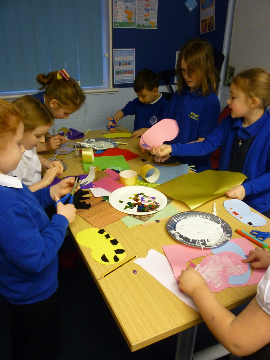 Art Club with Miss Hampson