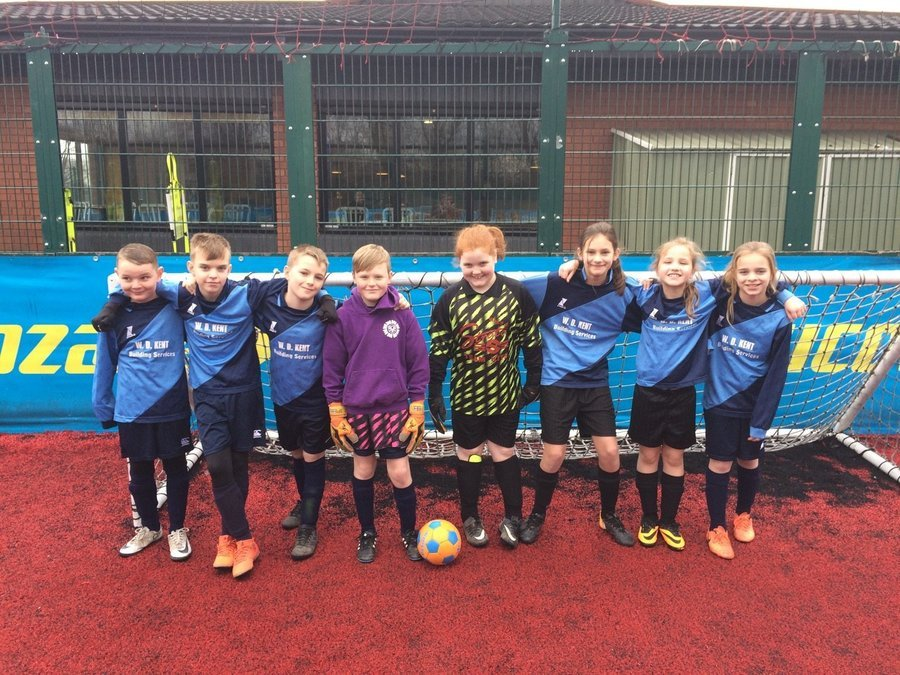 Our Year 5 & 6 Football competed in Stockport's Power League.