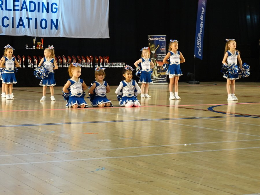 Cheerleading with Miss Milnes