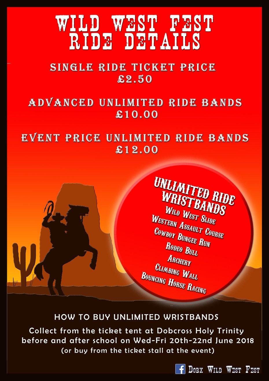 Wild West Fest Reverse