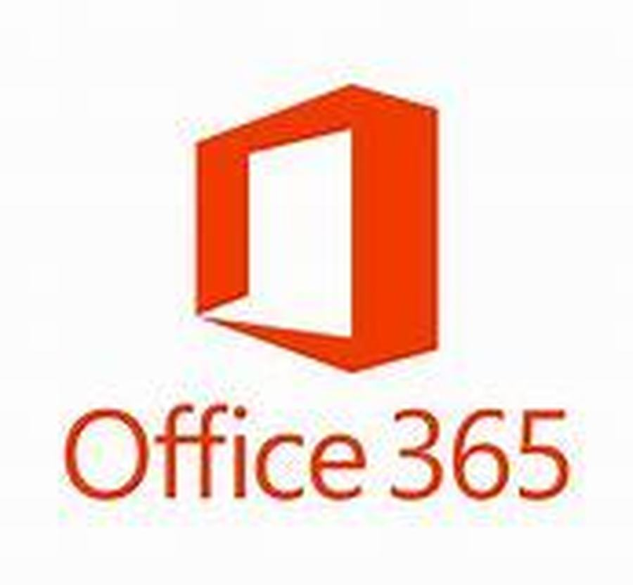 Click to access Office 365