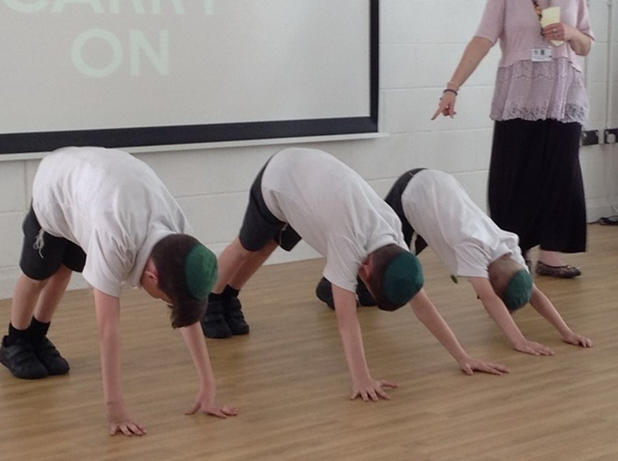 Yoga Assembly May 2018