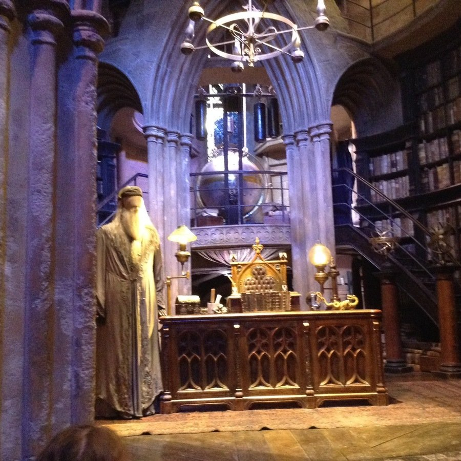 Dumbledore's Office!!!!!!!!!!!