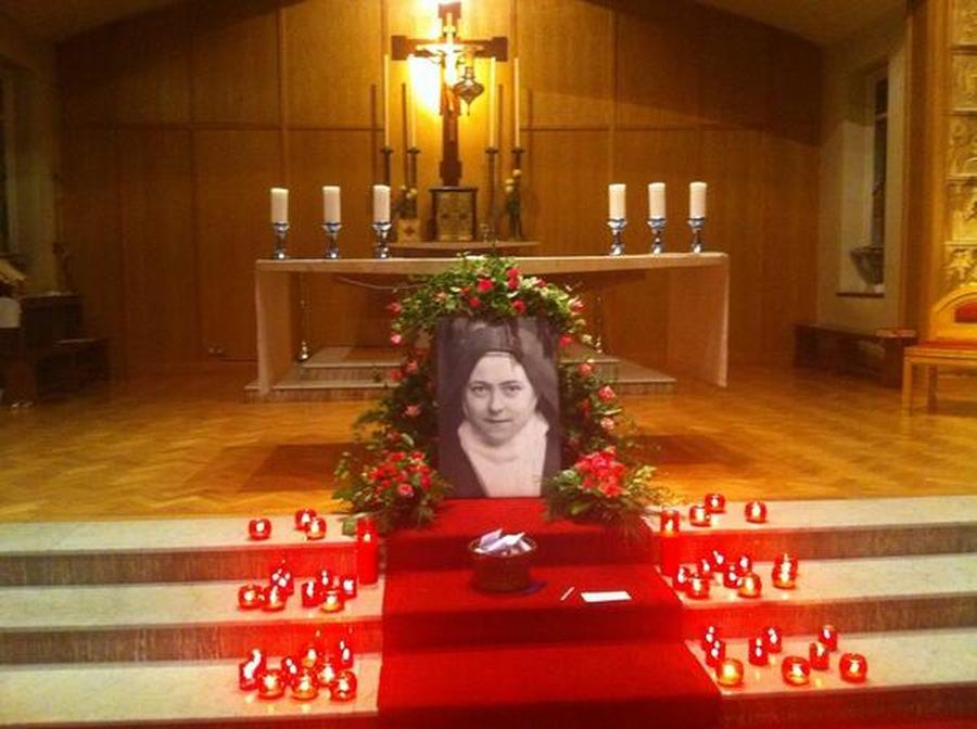 St Teresa's Novena