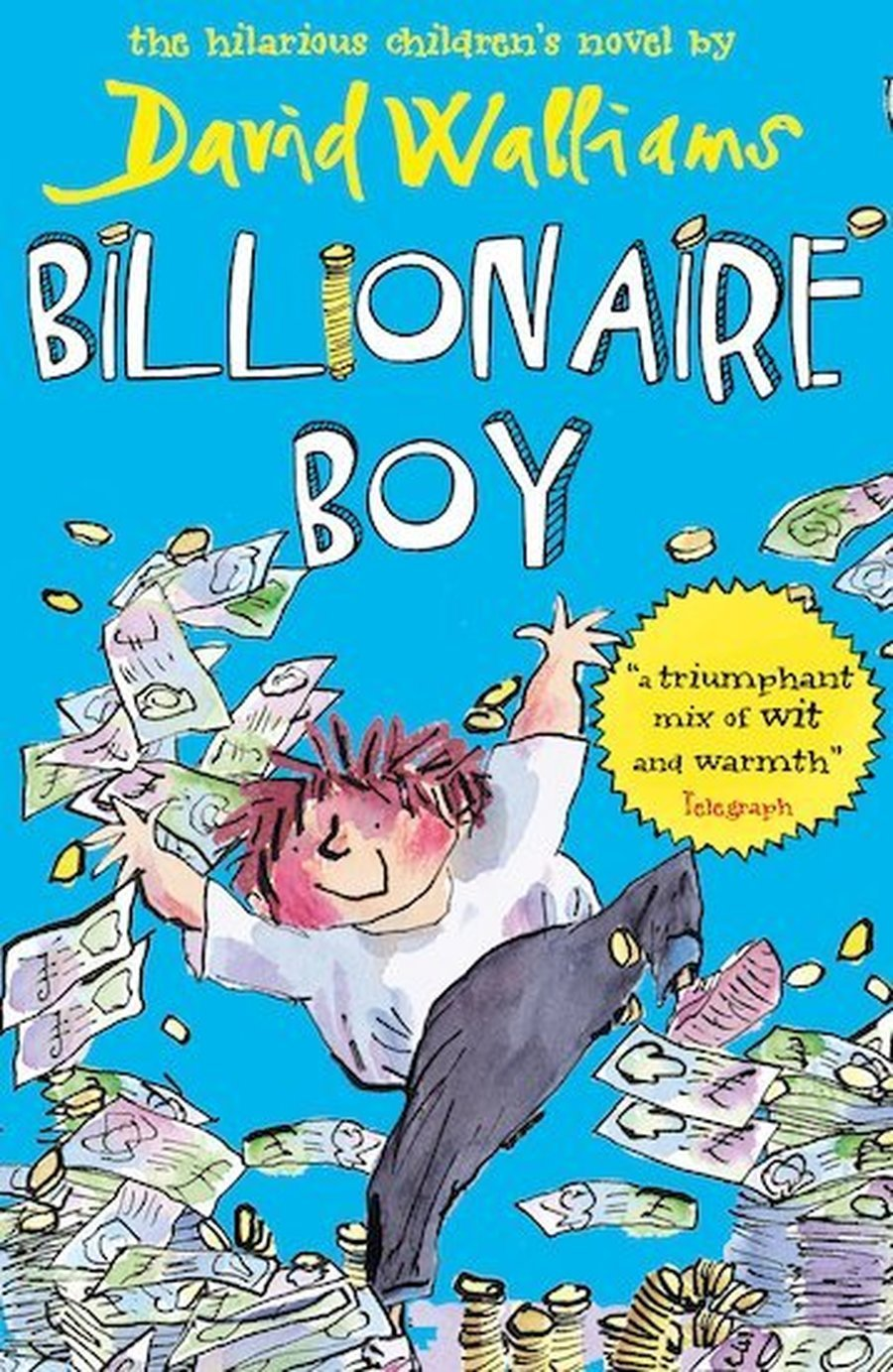 Billionaire Boy - David Walliams