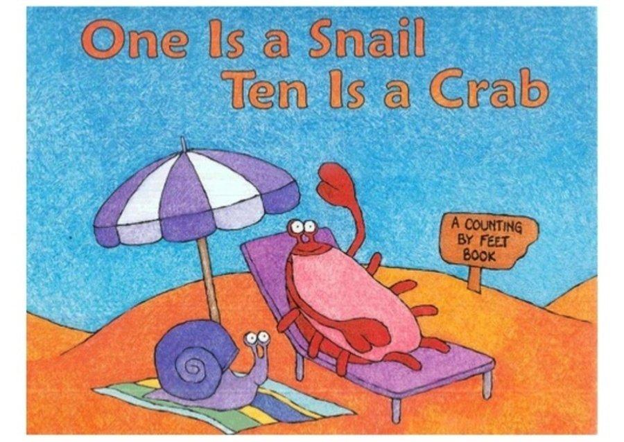 One's a Snail Ten's a Crab